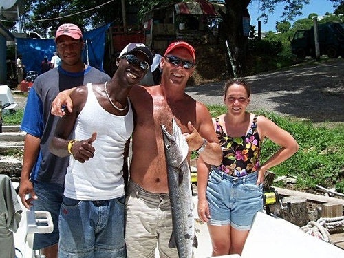 Castries sport fishing Trip Reservations