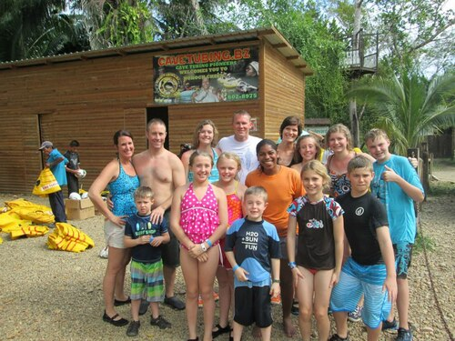 Belize gentle river float Cruise Excursion Tickets