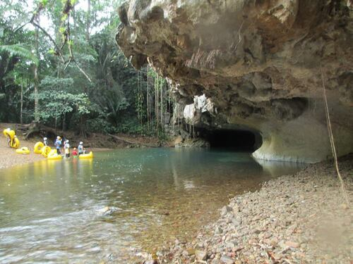 Belize Cave Tubing Excursion Reservations