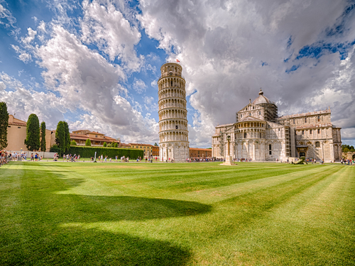 Florence Italy Leaning Tower Cruise Excursion Cost
