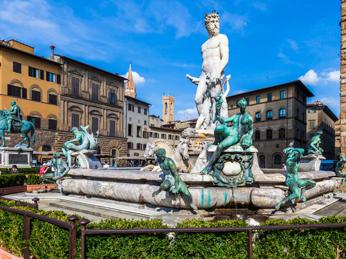 Florence Italy Small Group Shore Excursion Booking