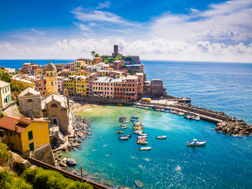 Florence Monterosso Selfguided Shore Selfguided Excursion Reservations