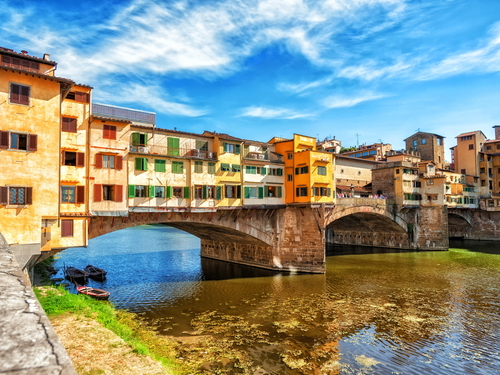 Florence Italy Ponte Vecchio Shore Excursion Reservations