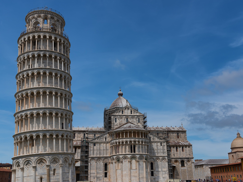 Florence Leaning Tower Sightseeing Tour Reviews