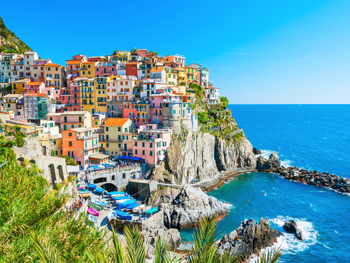 Florence Vernazza  Selfguided Excursion Cost