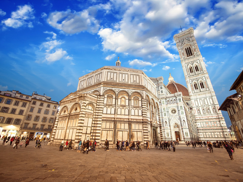 Florence Church of Santa Croce Cruise Excursion Booking