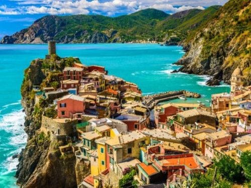 Florence Cinque Terre Selfguided Tour Reservations