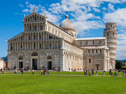 Florence Italy Pisa Sightseeing Trip Reservations