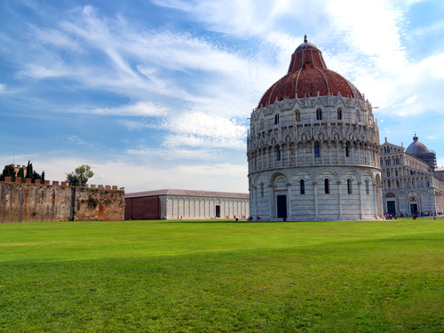 Florence Italy Field of Miracles Sightseeing Trip Reservations