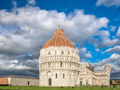 Florence Livorno Sightseeing Trip Booking