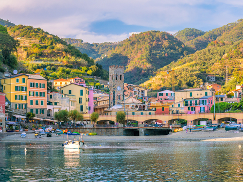Florence  Italy Monterosso Selfguided Shore Selfguided Excursion Booking