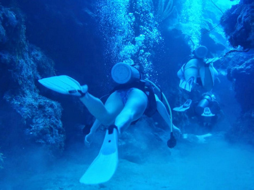 Grand Cayman  Grand Cayman (George Town) Discover SCUBA Dive Trip Reviews