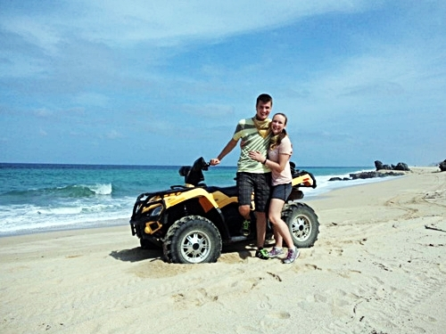 Cabo San Lucas  Mexico desert trails Excursion Booking