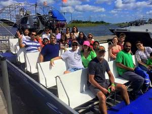 Fort Lauderdale Sawgrass Park Everglades Airboat Excursion