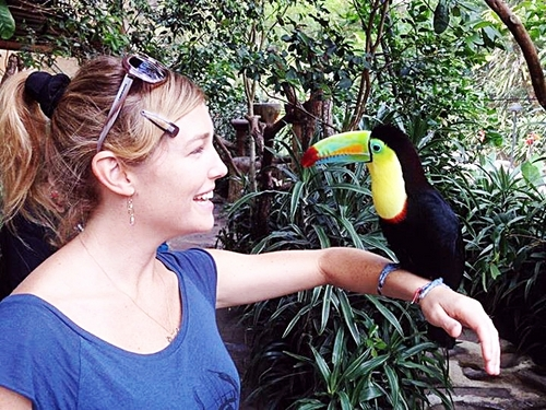 Puntarenas Costa Rica jungle rainforest Excursion Reservations
