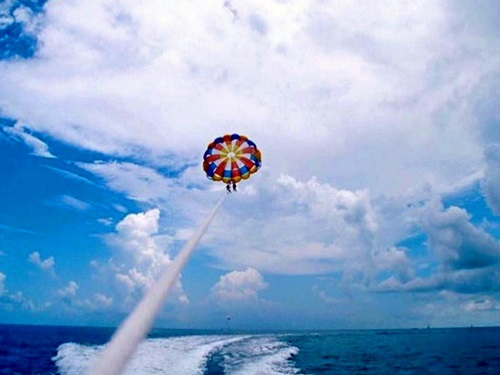 Key West parasail Cruise Excursion Cost