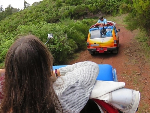 Funchal  Machico 4x4 Cruise Excursion Prices