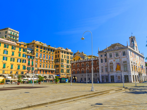 Genoa City Sightseeing Bus Shore Excursion Cost