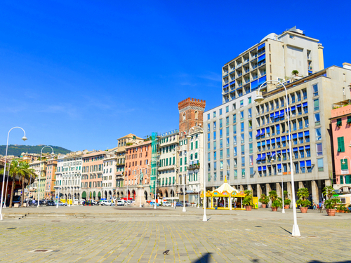 Genoa Italy Christopher Columbus Shore Excursion Cost