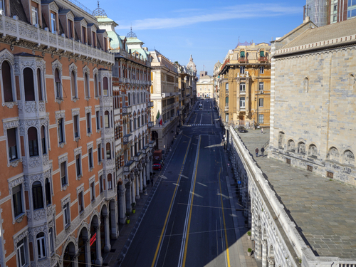 Genoa Christopher Columbus Cruise Excursion Reservations