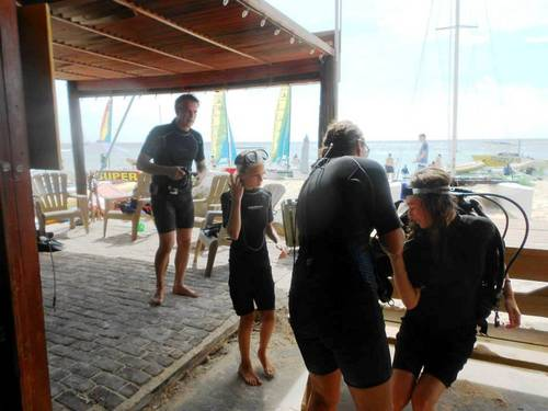 Aruba Oranjestad SCUBA diving Booking