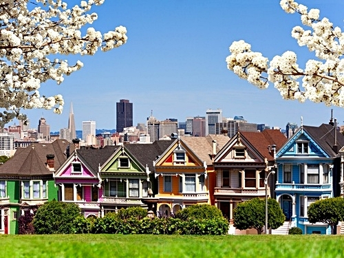 San Francisco California sightseeing bus Cruise Excursion Reservations