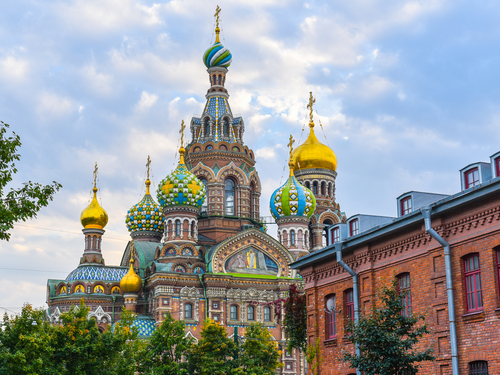 St. Petersburg Peter and Paul Fortress Shore Excursion Tickets