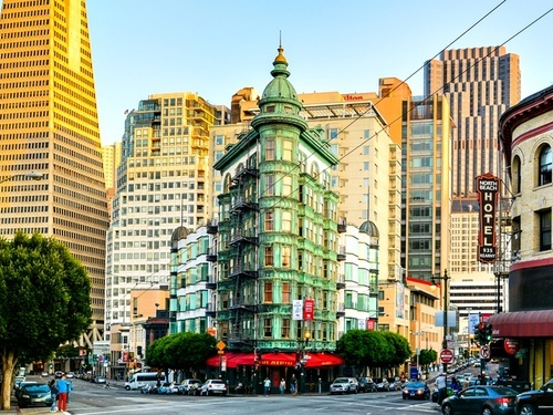 San Francisco hop on hop off bus Cruise Excursion Prices