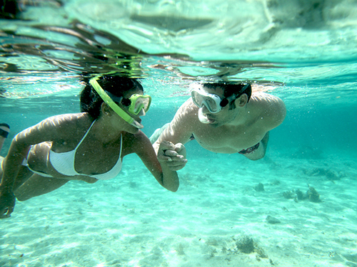 Grand Cayman Barrier Reef Private Excursion Tickets