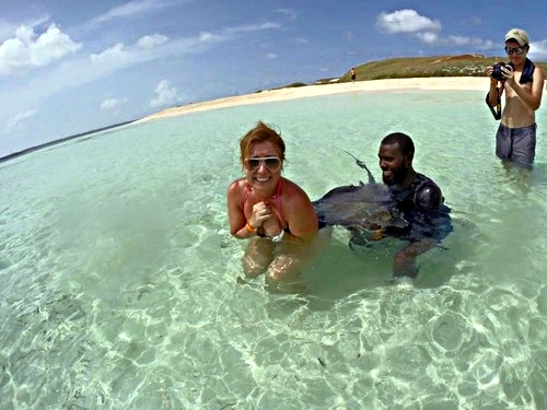 Grand Turk wall snorkeling Excursion Booking