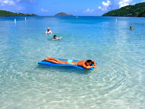 St Thomas Island sightseeing Cruise Excursion