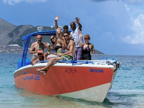 St. Maarten Long Beach Cruise Excursion Booking