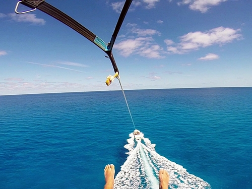 Freeport Bahamas lucaya parasailing Cruise Excursion Prices