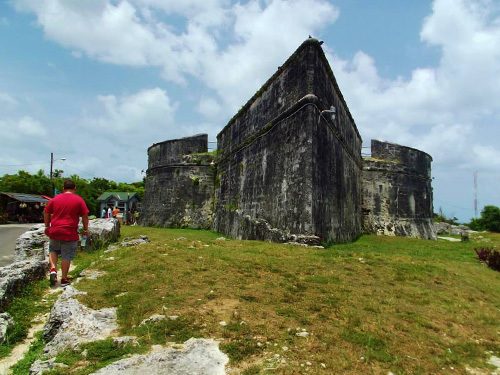 Nassau fort charlotte Cruise Excursion Reviews