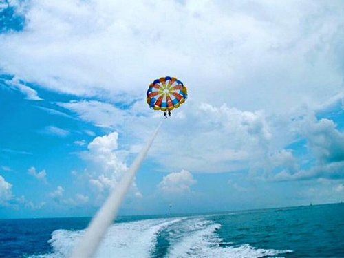 Key West Parasailing Excursion Reviews