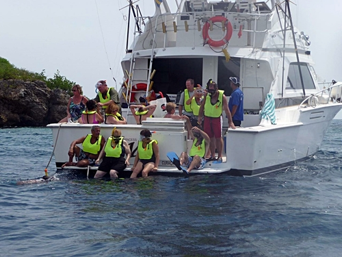 Curacao private fishing charter Tour Prices
