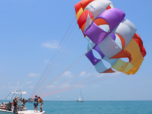 Key West parasail Trip Prices