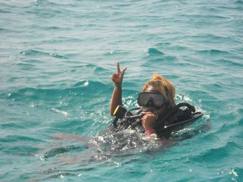 Aruba certified divers Reservations