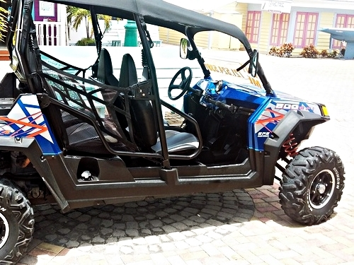 St. Maarten off road vehicle Excursion Tickets