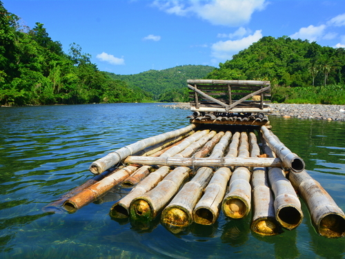 Ocho Rios bamboo river raft Excursion Reservations