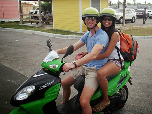 Nassau  Bahamas Scooter Cruise Excursion Prices