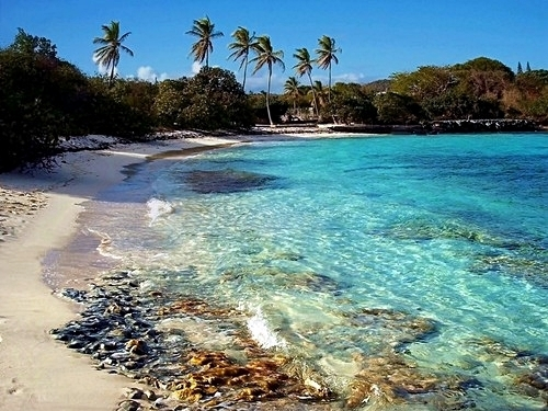 St Thomas Island sightseeing Tour