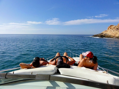 Cabo San Lucas private yacht Cruise Excursion Tickets