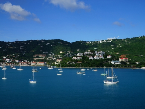 St Thomas  Charlotte Amalie Magen's Beach Reviews