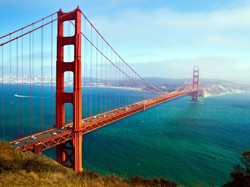 San Francisco California Golden Gate Bridge Trip Reviews
