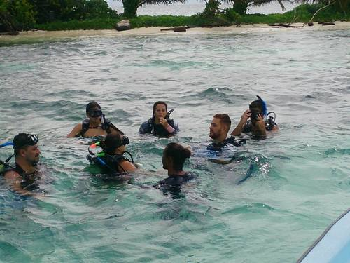 Harvest Caye Belize  Scuba Diving Trip Tickets