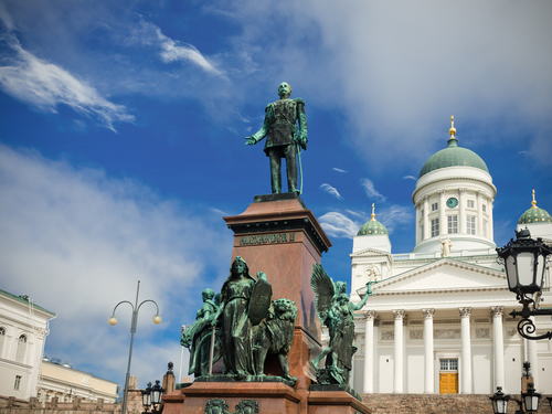 Helsinki Sibelius Monument Tour Reservations