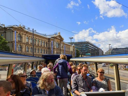 Helsinki Swedish Theatre Excursion Reviews