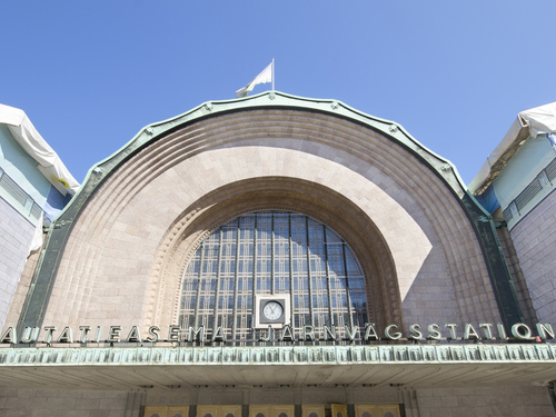 Helsinki  Finland National Museum, Parliament House and Helsinki Music Centre Excursion Cost