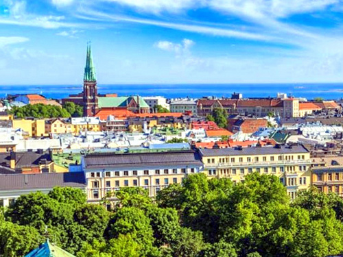 Helsinki National Museum, Parliament House and Helsinki Music Centre Cruise Excursion Prices